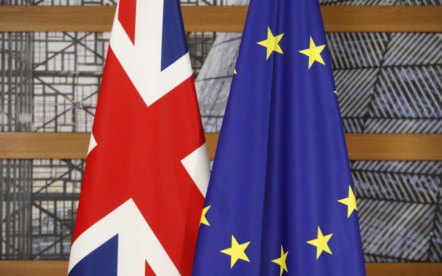 """Кабинет британских министров согласовал стратегию по """"брекситу"""""""