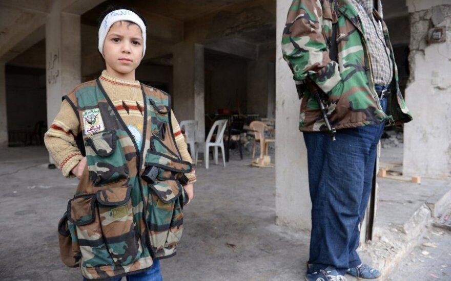 Syria: Powstańcy zajęli bazę służb specjalnych
