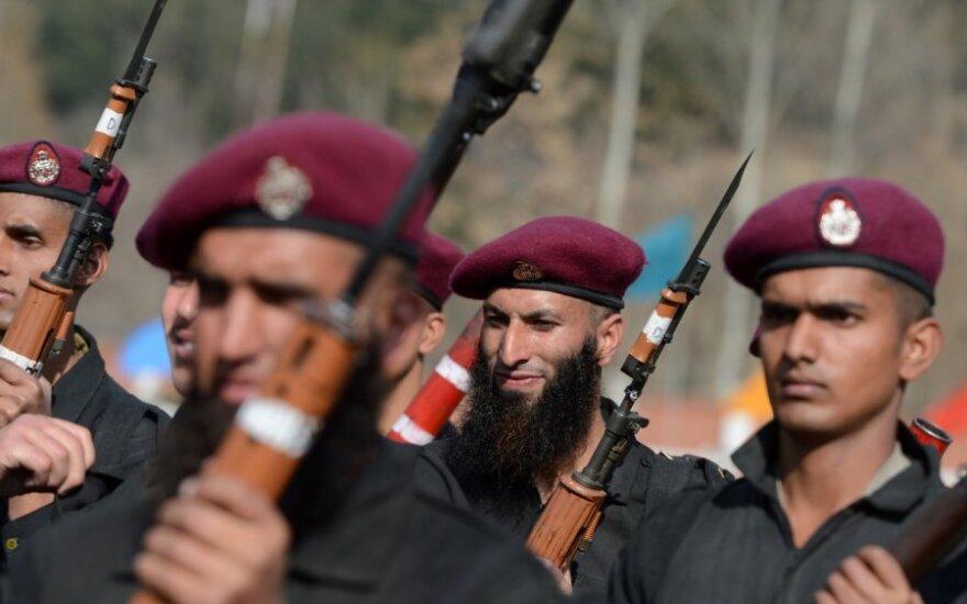 Indijos kariai Kašmyre