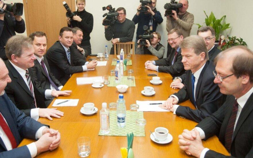 Буткявичюс: ИАПЛ будет участвовать в коалиции