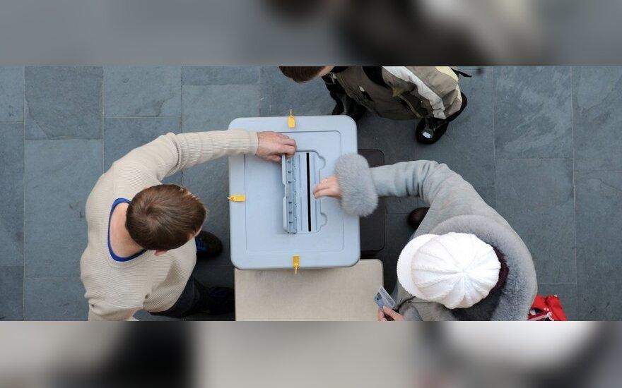Сто членов Сейма Литвы предлагают прямые выборы мэров