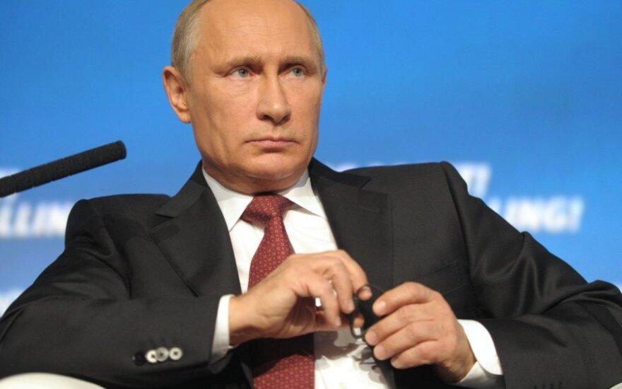 Putin: Rosja będzie bronić swoich interesów