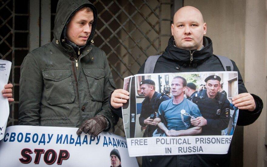 """Замглавы ФСИН назвал Ильдара Дадина """"имитатором"""""""