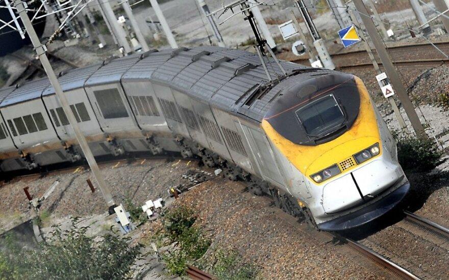 Eurostar открывает прямой маршрут Лондон-Амстердам