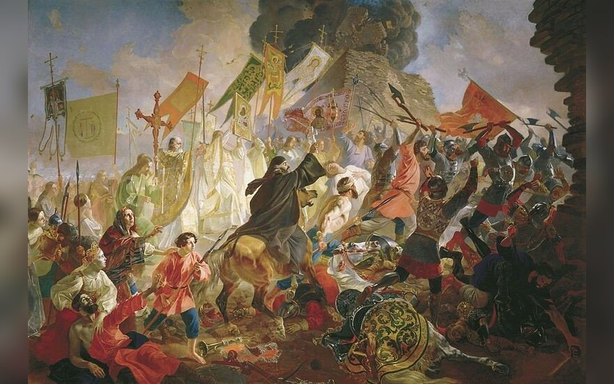 Осада Пскова: несколько стереотипов из писем и дневников того времени