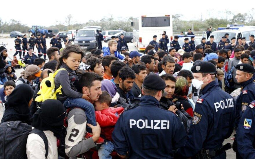 В ЕС не смогли договориться о квотах по приему мигрантов