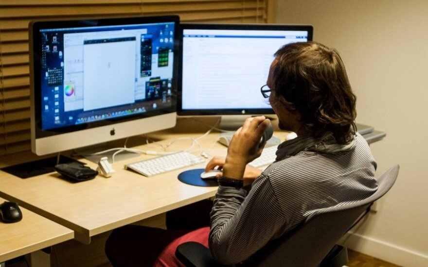 Informacinių technologijų įmonė