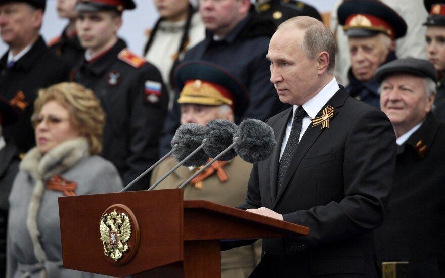 Путин заявил об отсутствии силы, способной покорить Россию