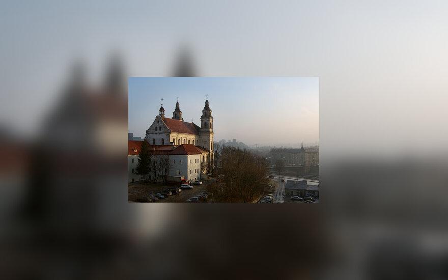 Vilnius, panorama