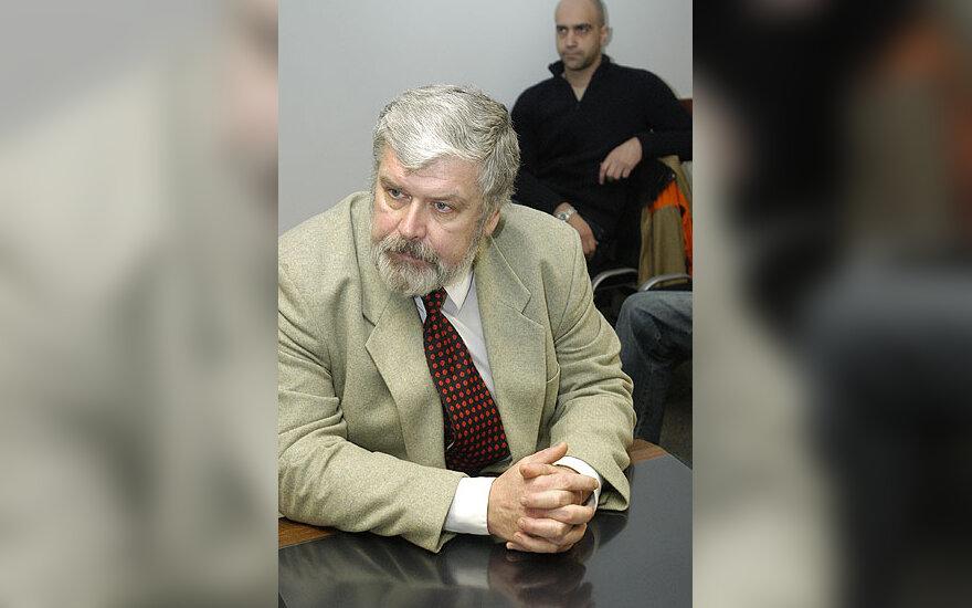 Valerijus Ivanovas, Algis Ramanauskas