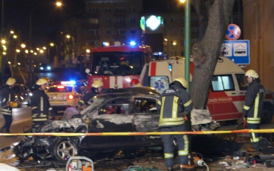 Смертельные гонки BMW в Клайпеде: суд пожалел виновника