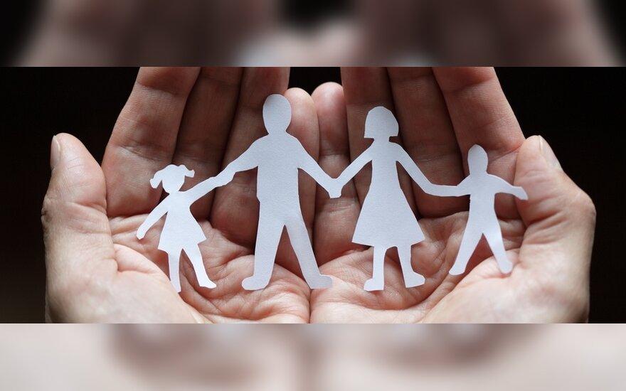 Планируют узаконить понятие семьи как супругов с детьми
