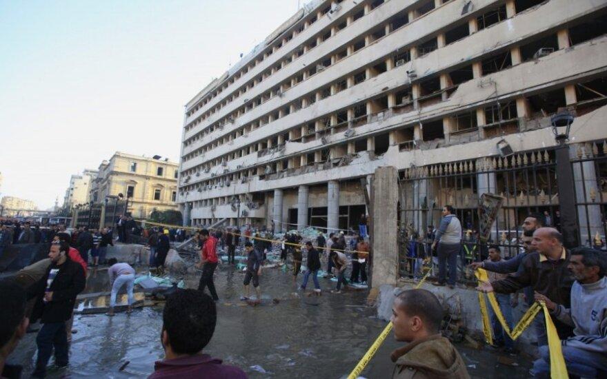 Три взрыва в Каире: пять погибших, более 70 раненых