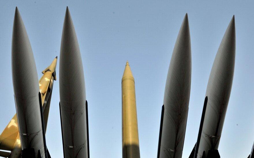 Иностранные репортеры отбыли к ядерному полигону в КНДР