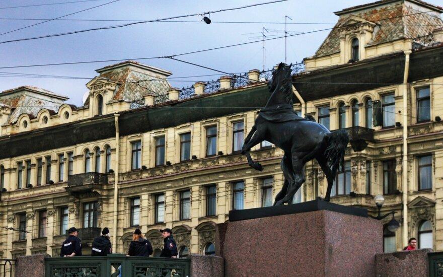 С октября жители Литвы смогут поехать в Санкт-Петербург по электронной визе