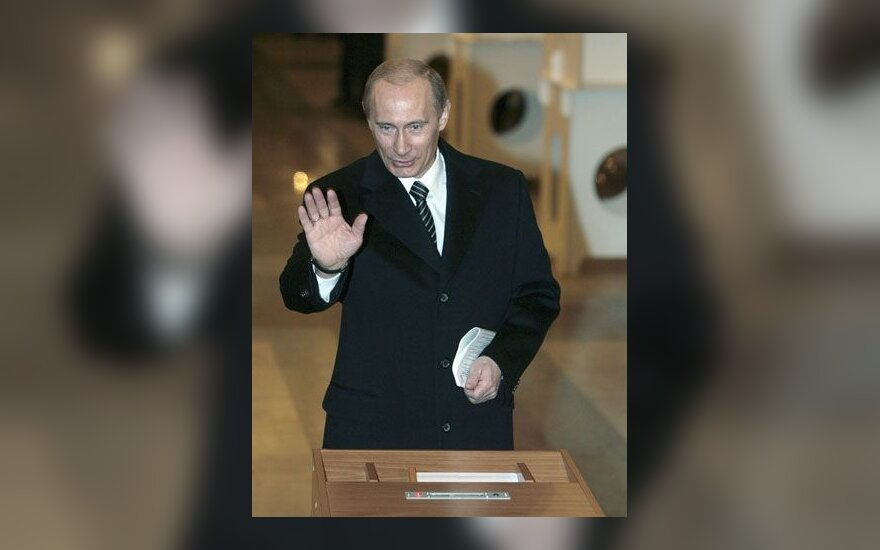 Автолюбители потребовали отставки Путина