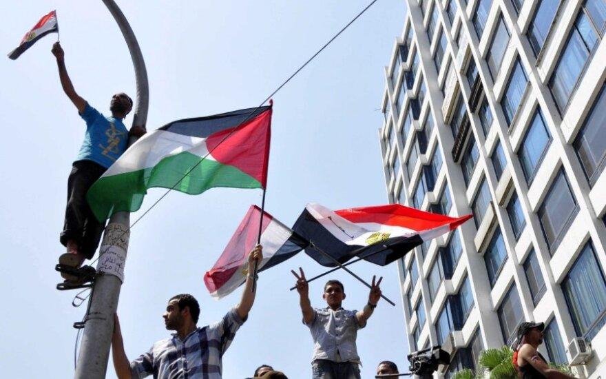 Egipt: islamiści chcą usunięcia orła z flagi państwowej