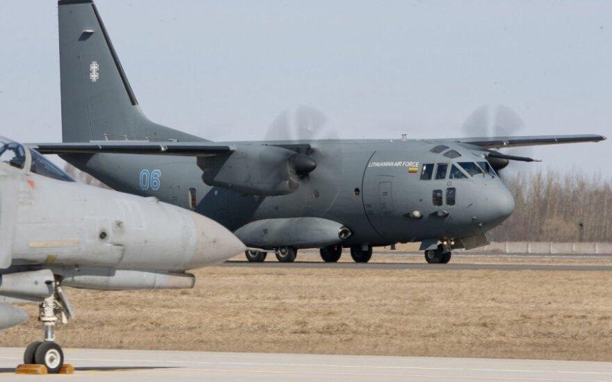 Litewscy wojskowi wylatują na misję do Republiki Środkowoafrykańskiej