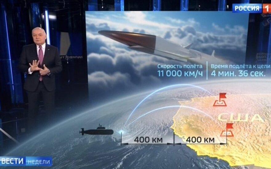 """Российские пропагандисты анонсировали телемост с украинским TV-каналом: """"Надо поговорить"""""""
