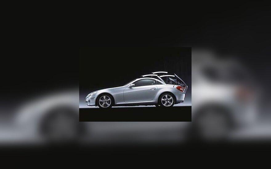 Mercedes-Benz SLK 2004m.