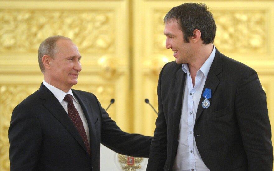 Команда мечты: зачем спортсмены и звезды вступают в Putin Team