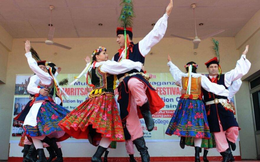 Polacy litewscy bardziej lubią pop