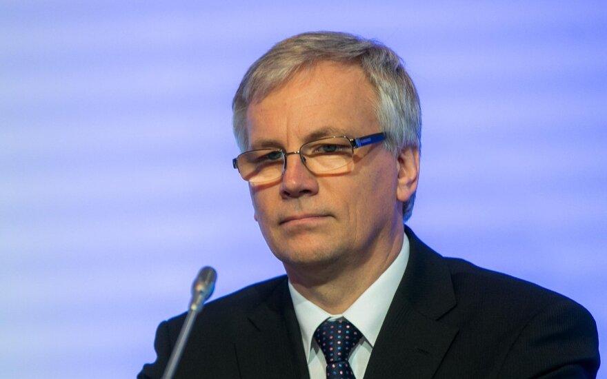 Министр финансов Литвы: в 2015 году произошел перелом в сборе налогов