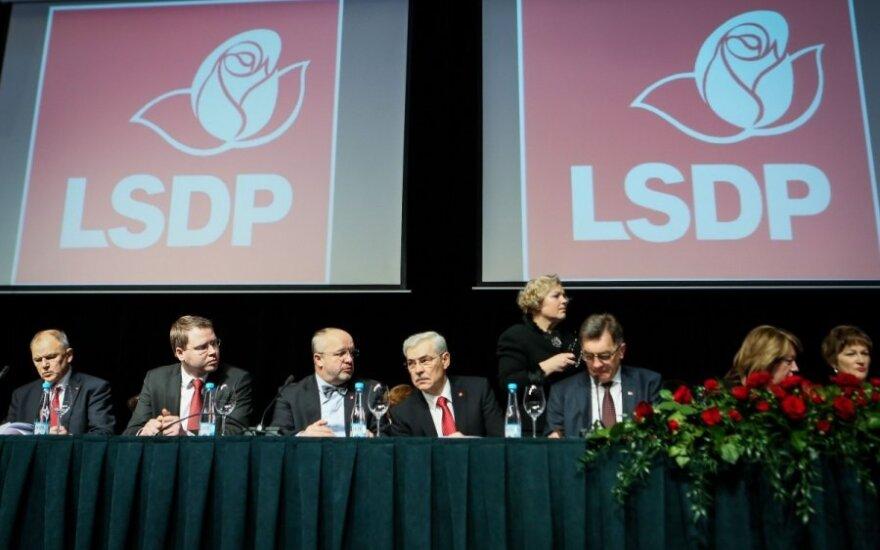 Socjaldemokraci: Udział AWPL w obecnym rządzie nie ma sensu
