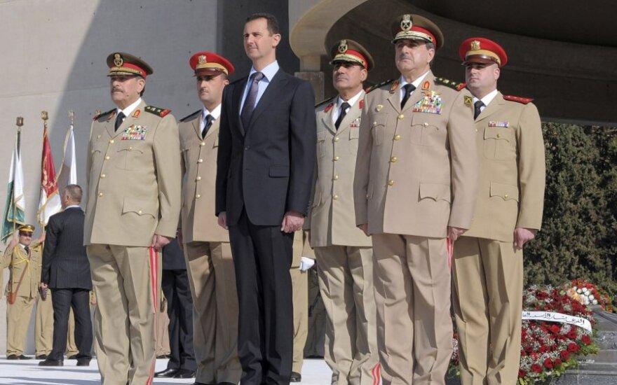 Башар Асад объявил в Сирии всеобщую амнистию