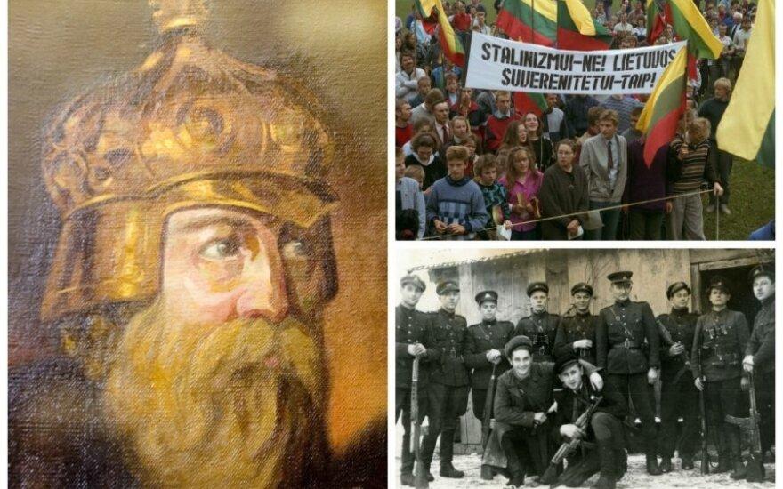 Минобороны: цели РФ и Беларуси - история Литвы средних веков и партизанская война