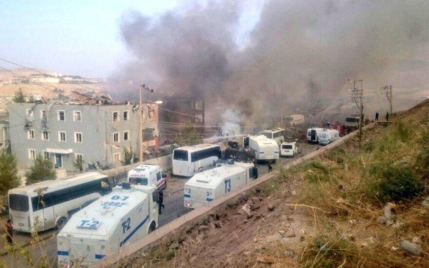 Взрыв в Турции: девять погибших, более 60 раненых