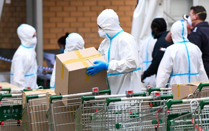 11 июля зафиксирован мировой рекорд по количеству заразившихся коронавирусом за сутки