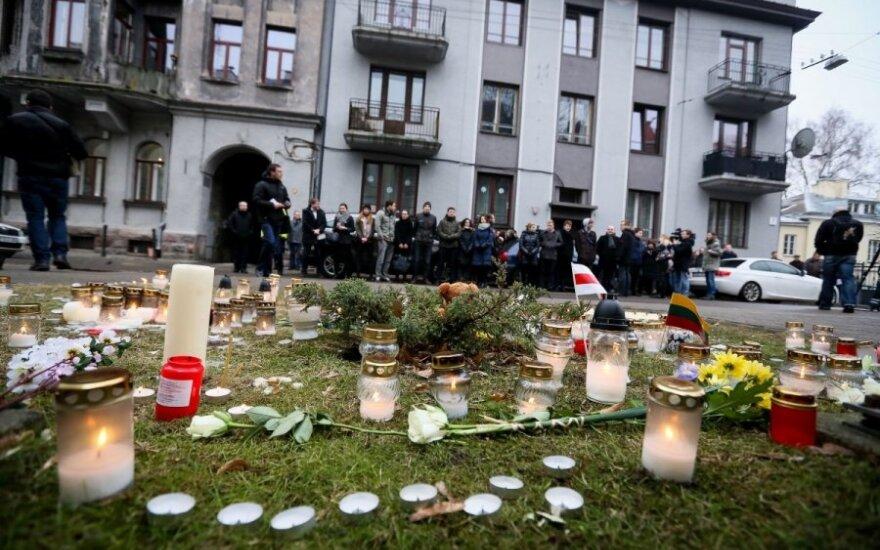 Litwa ogłasza żałobę