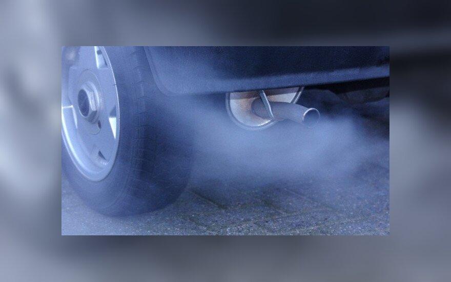Еврокомиссар грозит исками странам ЕС из-за загрязнения воздуха