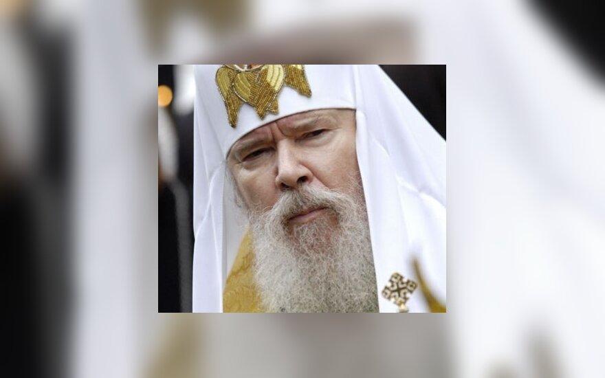 Estonia: Kłótnia o pomnik Aleksego II