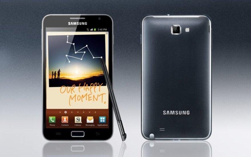 """Samsung Galaxy Note"""