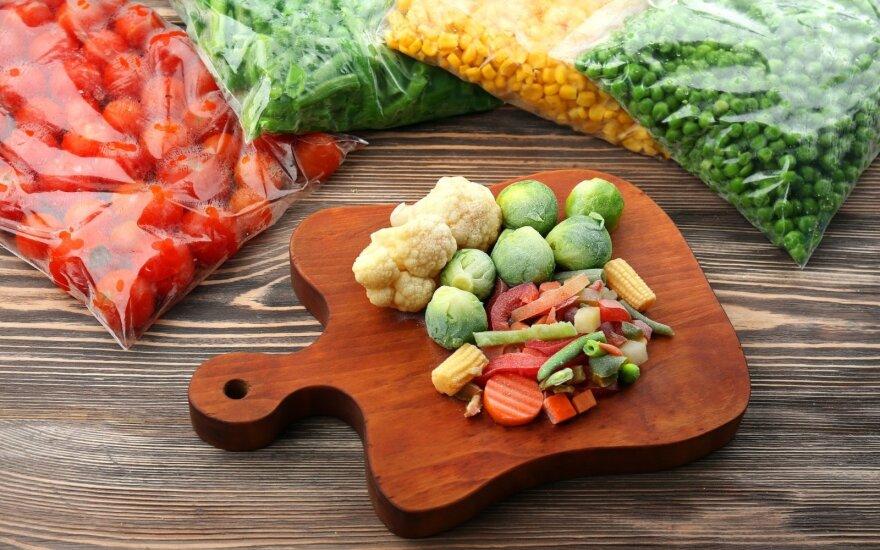 С рынка Литвы изымают заражённые листерией мороженные овощи из Польши