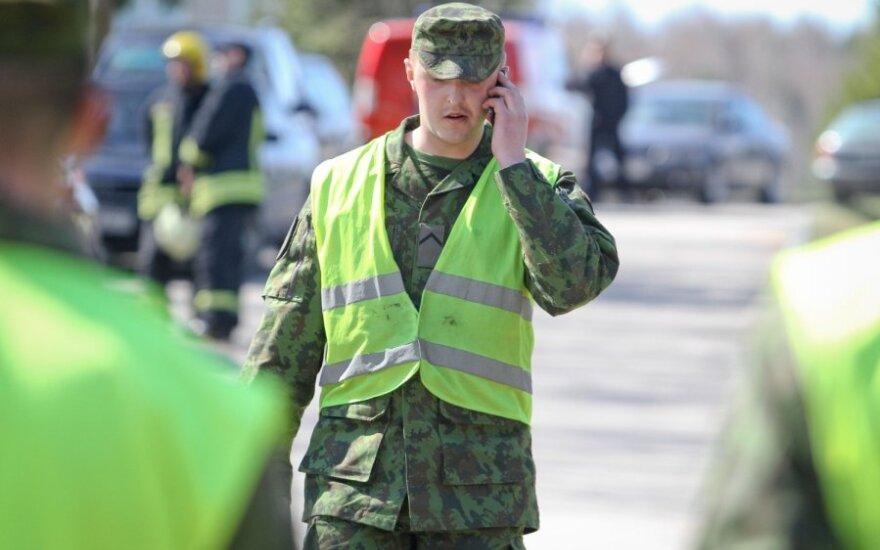 Wybuch w bazie wojskowej, jest jedna ofiara śmiertelna