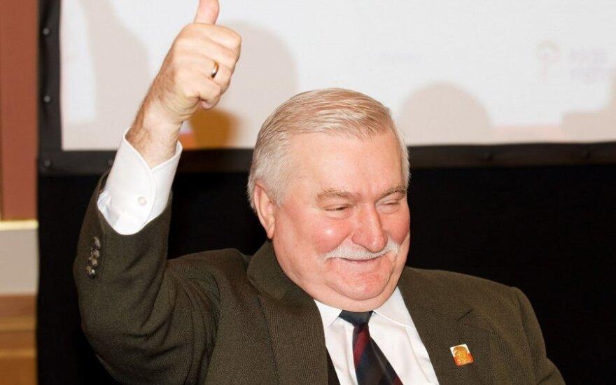 Lech Wałęsa: Rosja i Polska powinny przezwyciężyć historyczne sprzeczności