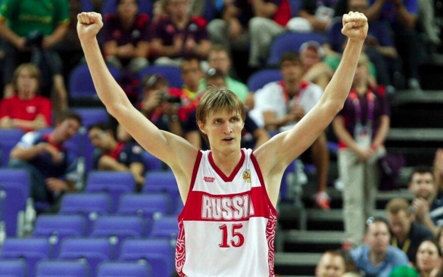 Андрей Кириленко возглавит российский баскетбол
