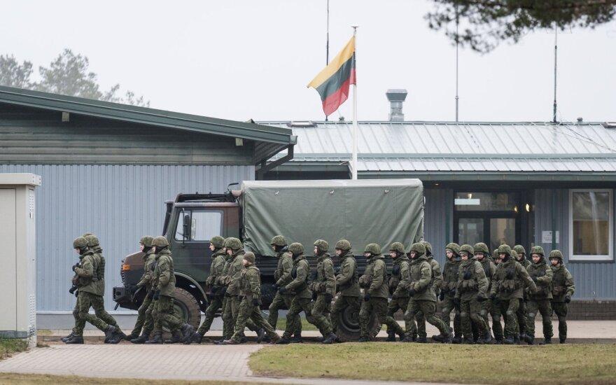 Главнокомандующий ВС Литвы успокаивает жителей Куршенай и Тельшяй: полигон будет в другом месте