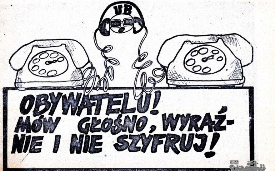 Plakat z 1981 roku. Źródło: .solidarnosc.org.pl