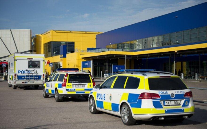 Резня в IKEA: один из подозреваемых отрицает вину