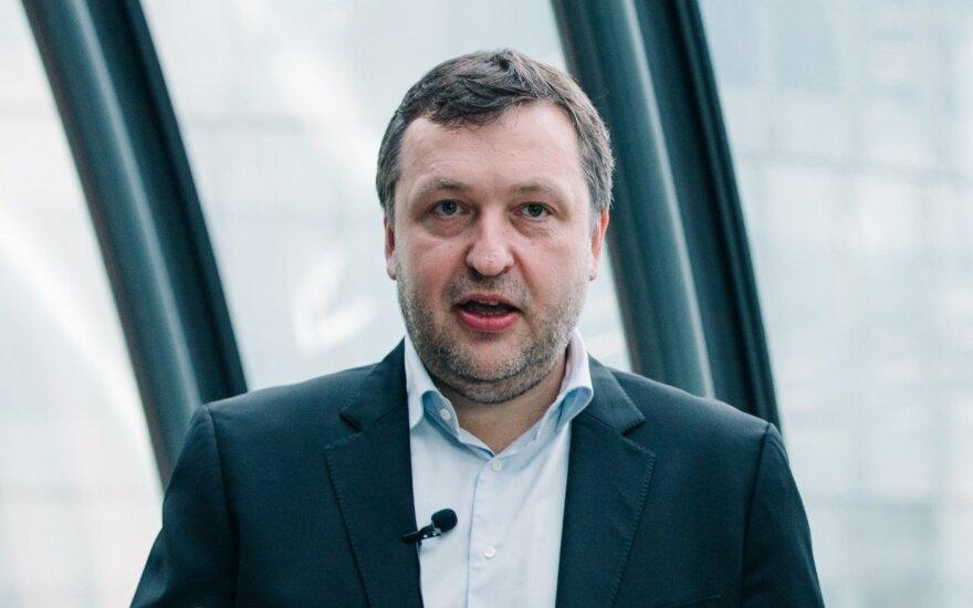 Антанас Гуога не будет претендовать на пост мэра Вильнюса