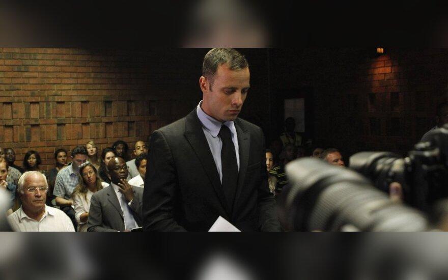 O.Pistorius teismas