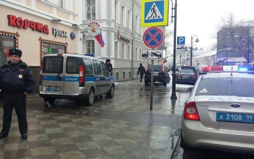 За день до презентации доклада про Кадырова офис ПАРНАСа оцепила полиция