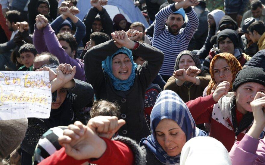 Европа хочет перекрыть балканский маршрут для беженцев, прибывающих из Турции