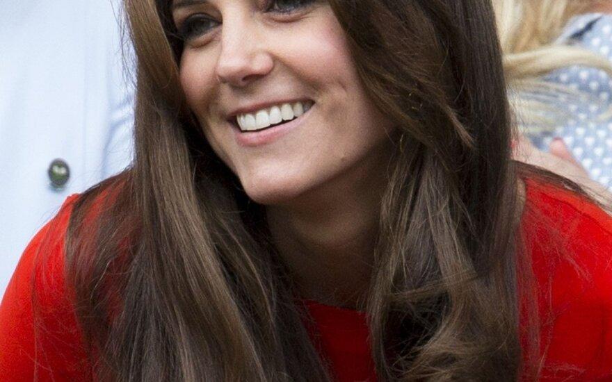 Кейт Миддлтон назвали самой стильной британкой