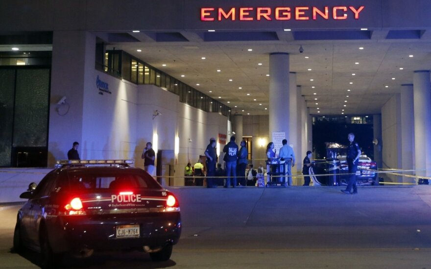 Убийца полицейских в Далласе планировал более масштабное нападение