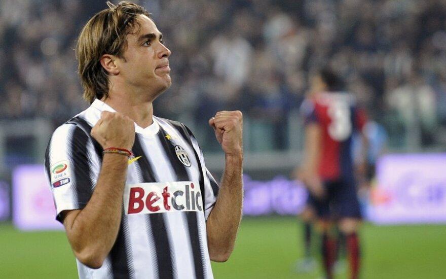 "Alessandro Matri (""Juventus"")"